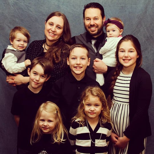 Scott-LaPierre-senior-pastor-author-speaker-and-family