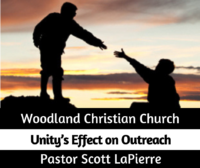 Growing in Outreach preached by Pastor Scott LaPierre